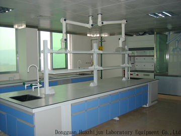 China Lab Furniture With Steel Wood Structure For Lab Equipment